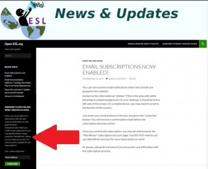 News Update Site